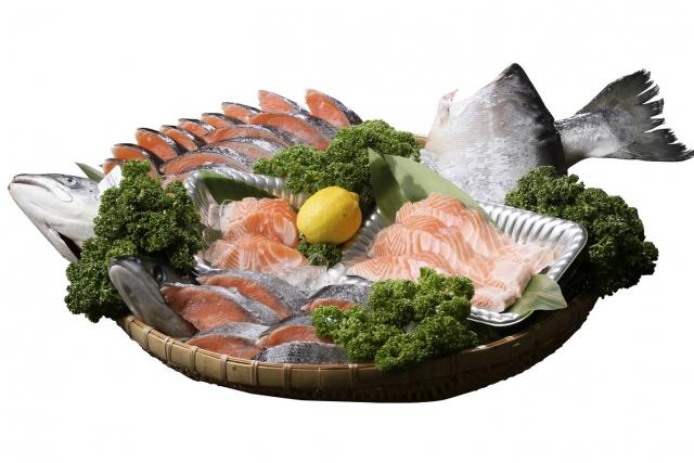 離乳食中期・後期に食べられる魚介類