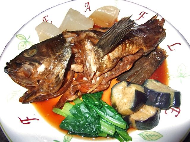 チヌ(クロダイ)の料理レシピ