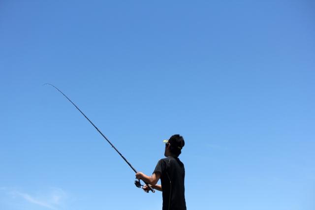 キス釣りの時間帯、餌