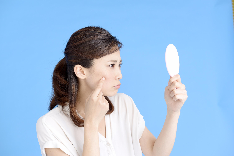 顔のしわを取る方法・たるみ解消法は食べ物で解決することだった!?