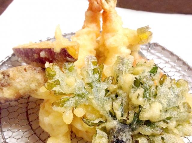 ダイエット 天ぷら 完全に油を拒否するのは良くない