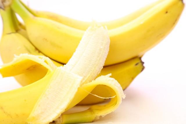 カリウムを多く含む食べ物 バナナ