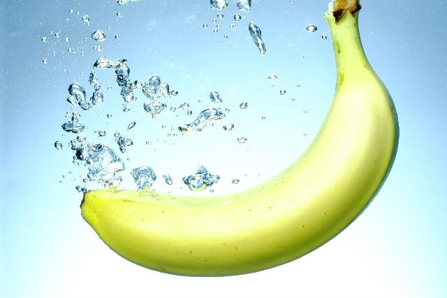 ほくろを消す食べ物 バナナパック