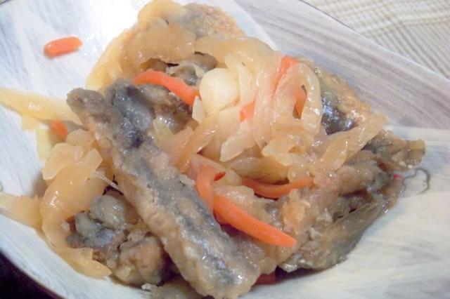 イワシ 魚料理レシピ