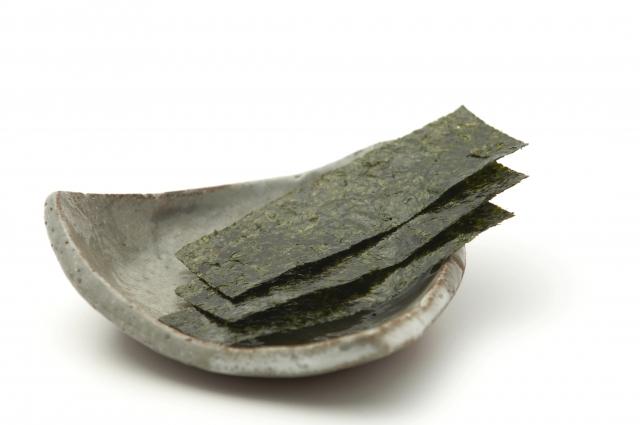むくみ解消に効果的な食事 海苔