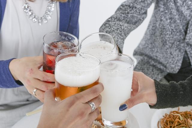 飲酒によるむくみを防ぐ食べ物・食べ方