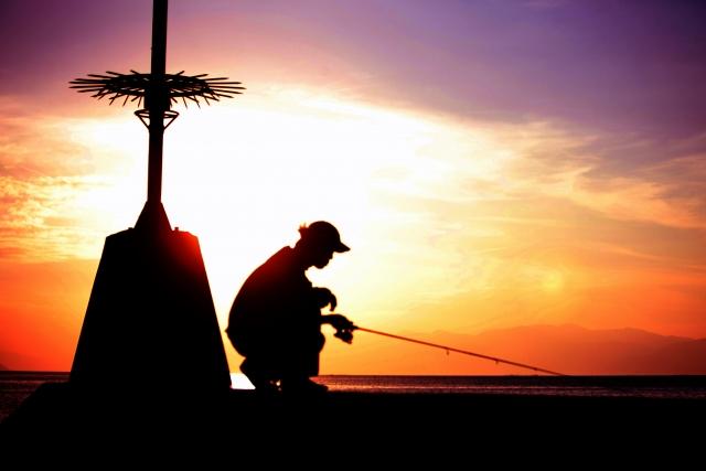 カマスのルアー釣りと時間