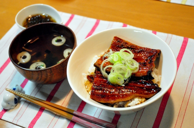 シミ・そばかすに効果的な食材 ウナギ