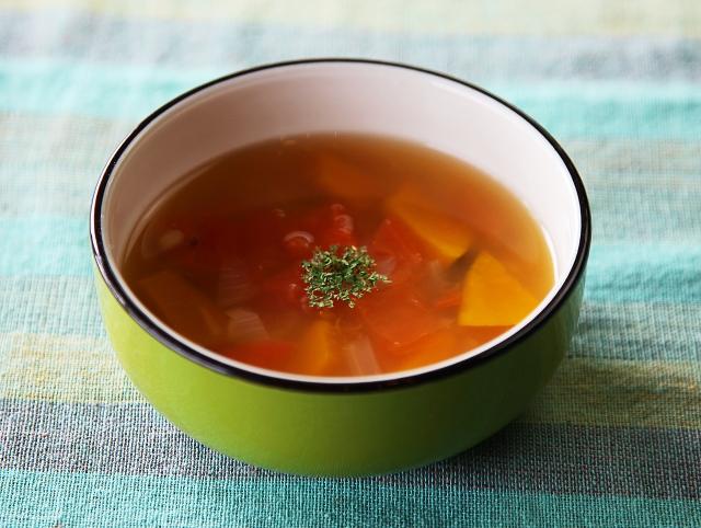 鉄分を豊富に含む食材、鶏がらスープ