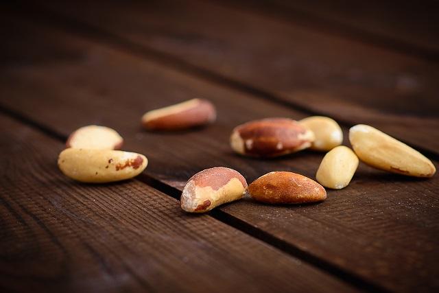 アンチエイジングに効果的なナッツ類
