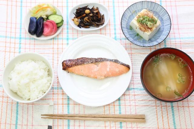 妊活に効果的な食べ方 バランスのいい食事