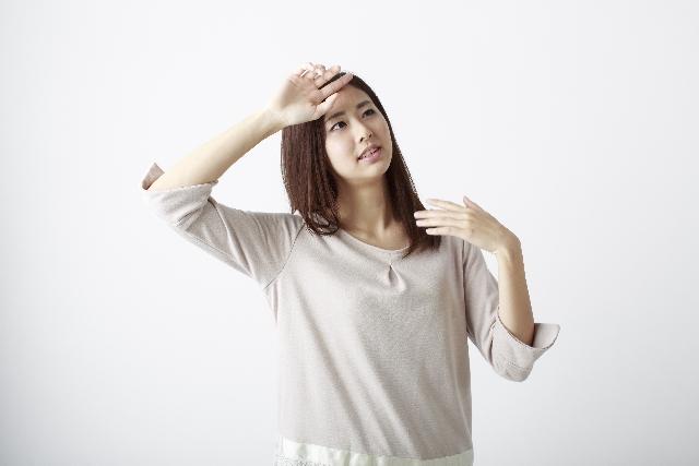 体温調節機能の低下による、むくみの原因