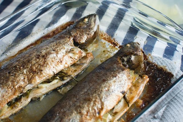 カルシウム豊富な魚料理 骨粗鬆症予防
