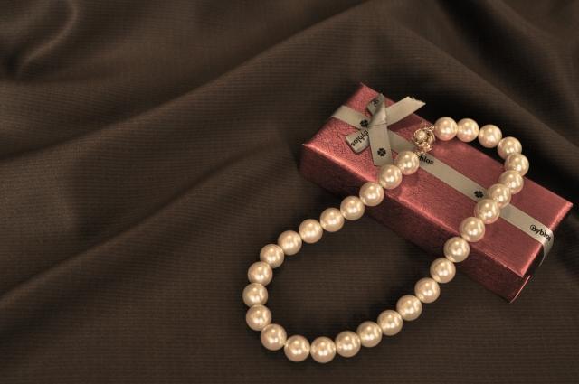真珠の色は何色を選べばいいの?