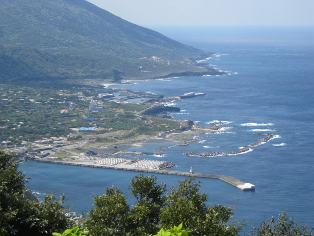 伊豆諸島八丈島 ダイビングスポット