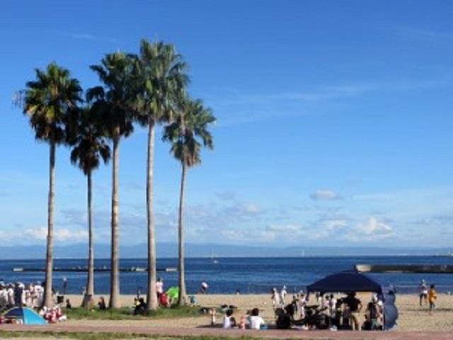 兵庫県のオススメ海水浴場