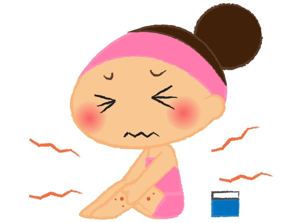 アトピー性皮膚炎は食事で治るの?症状を緩和する献立メニューとは?