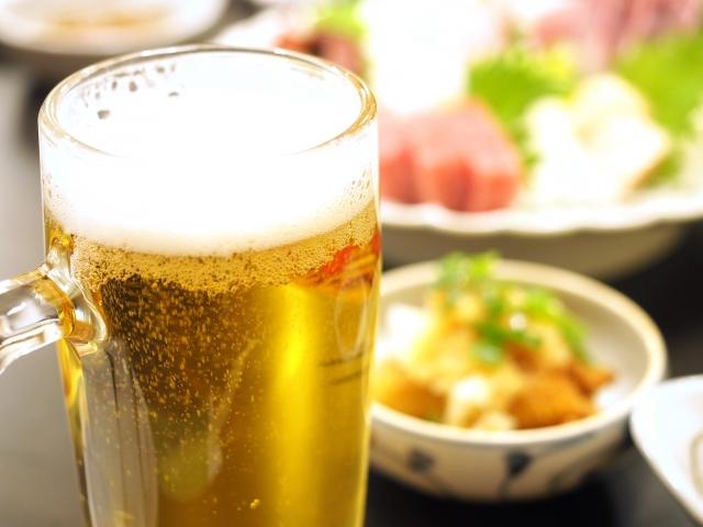 慢性鼻炎の症状を悪化させる食べ物 アルコール