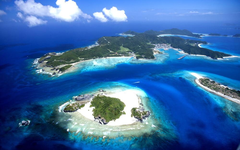 沖縄オススメダイビングスポット 慶良間諸島