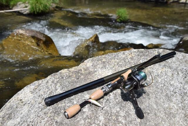 鮎釣りの道具は?